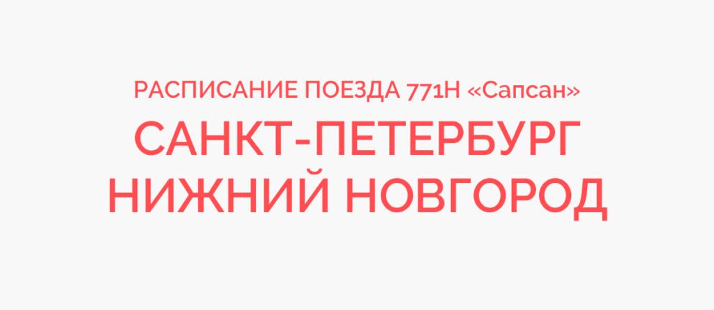 """Поезд 771Н """"Сапсан"""" расписание и маршрут следования, жд билеты"""