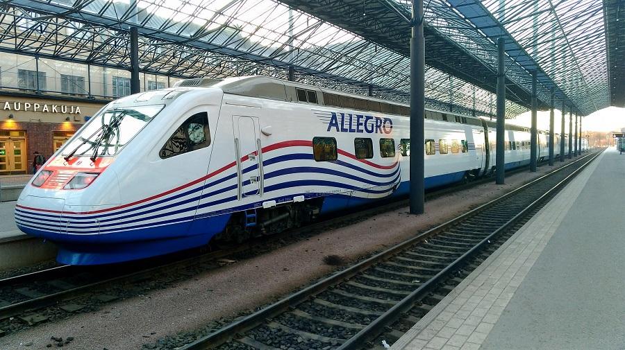 Поезд«Аллегро» - справочная информация о поезде